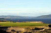 Coastal view from Castle Stuart