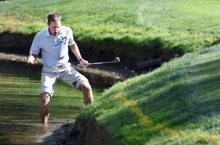 Golf Fail Friday  Peter Malnatis Water Hazard  GolfPunkHQ