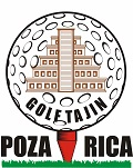 Logo Tajin Club de Golf Poza Rica