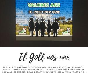 El golf nos une