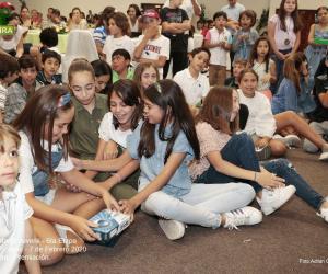 XVIII Gira Infantil Juvenil Cierre y Premiación