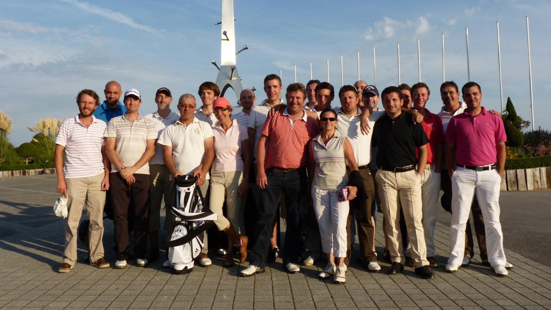 prérequis compétition golf amateur