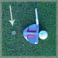 conseil de golf putting