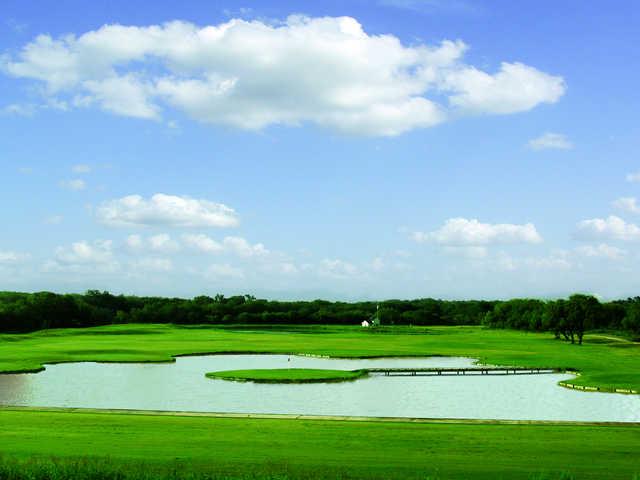 River Bend Golf Club in Floresville