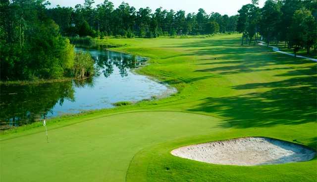 High Meadow Ranch Golf Club In Magnolia