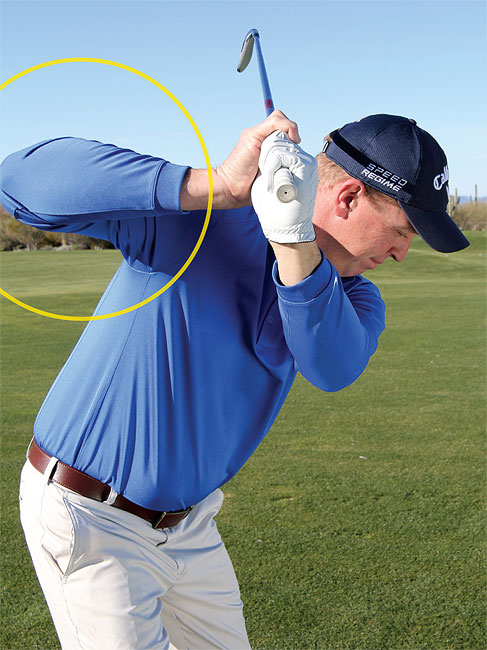 The Swing Amp Body Connection Golf Tips Magazine