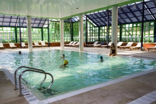 Hotel Solverde Indoor pool