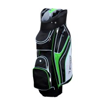 Brosnan Oz Cool Cart Bag - Lime Free Delivery Aus Wide