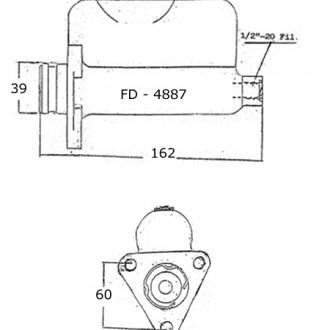 Towmotor Master Brake Cylinders