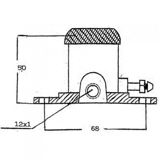 Zetor Brake Cylinders
