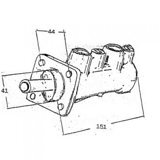 Dino Fiat Master Brake Cylinders