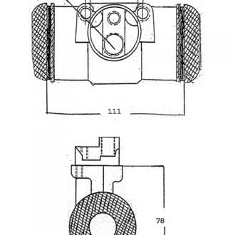 Gallion Brake Cylinders