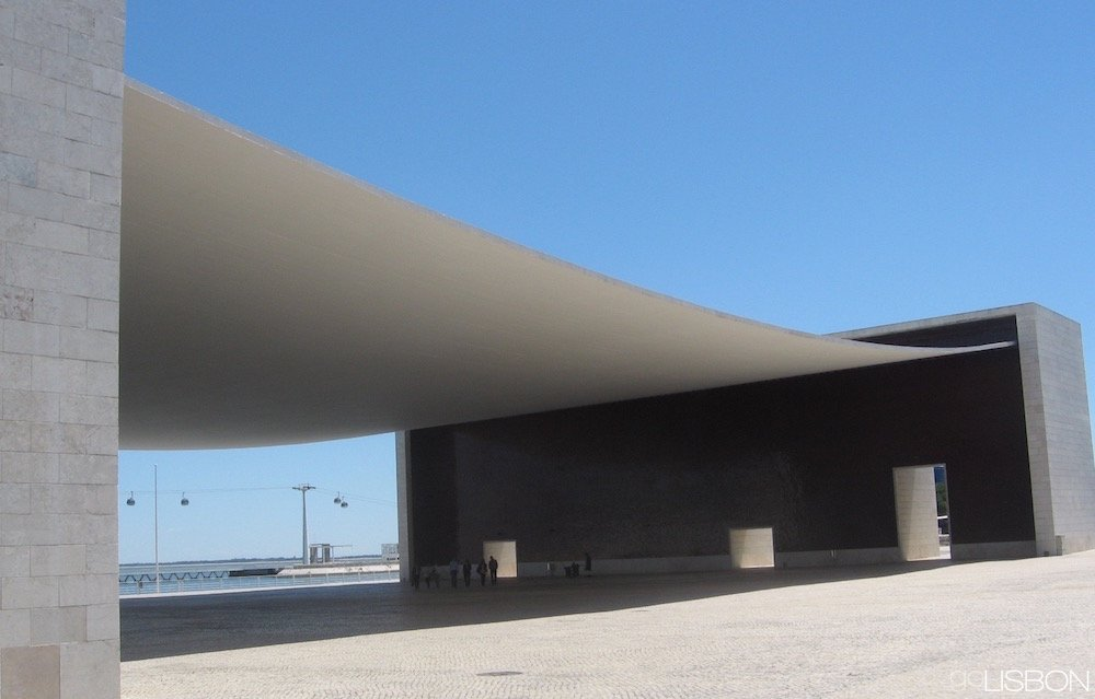 Portugal Pavilion Pavilhao De Portugal Parque Das Nacoes