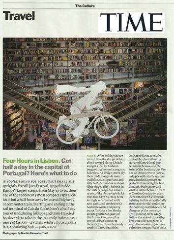 Time Magazine - Lisbon