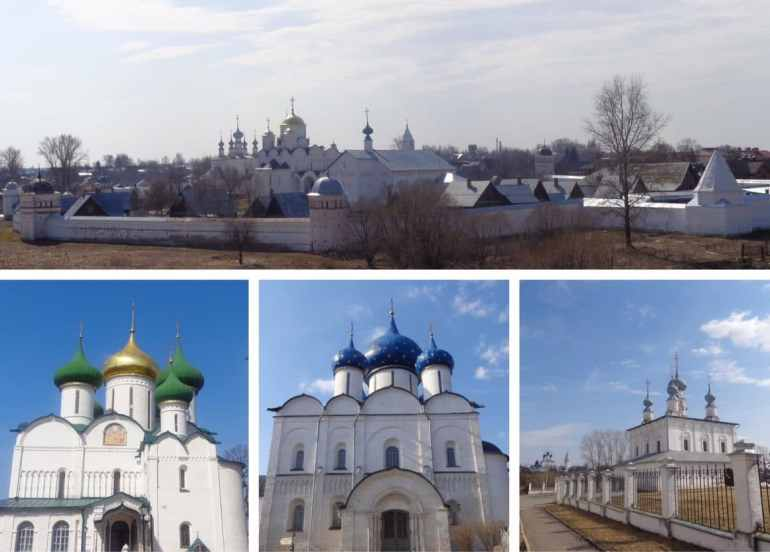 Soezdal Rusland kerken