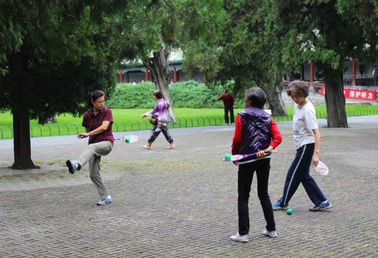 park china balspel