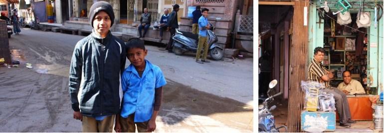 Locals India Jodhpur
