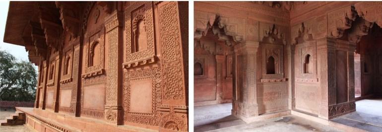 Paleis Fatehpur Sikri