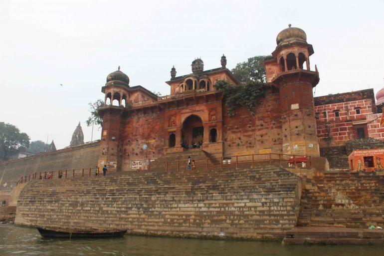India Varanasi ghats
