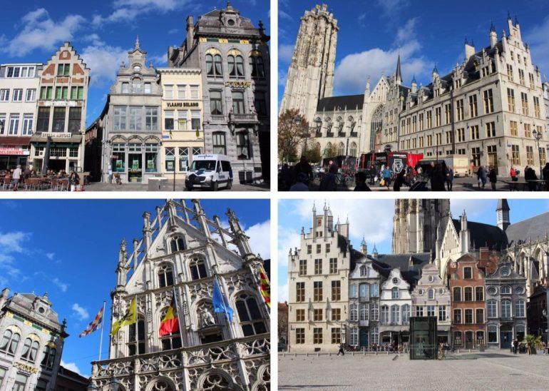 Mechelen Grote Markt
