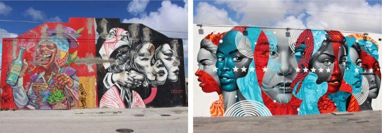 Wynwood Walls Miami USA