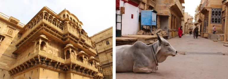 Jaisalmer India Fort