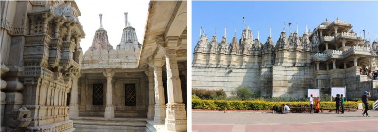 Ranakpur India azie