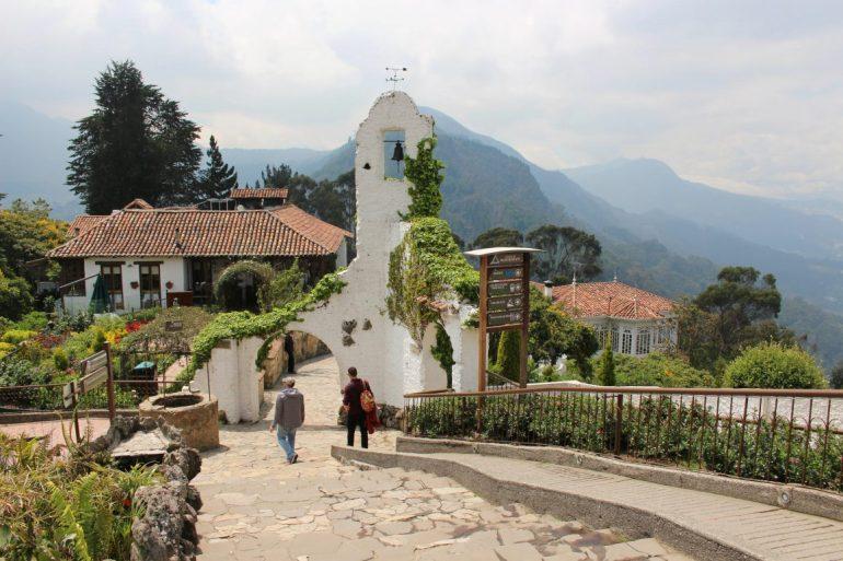 Cerro de Monserrate Colombia
