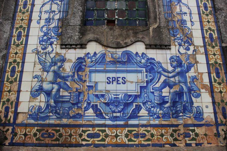 Porto church Portugal details