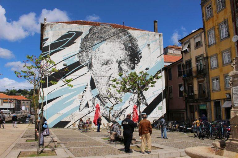 Street art Porto Miragaia