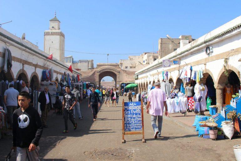 Essaouira Morocco souk