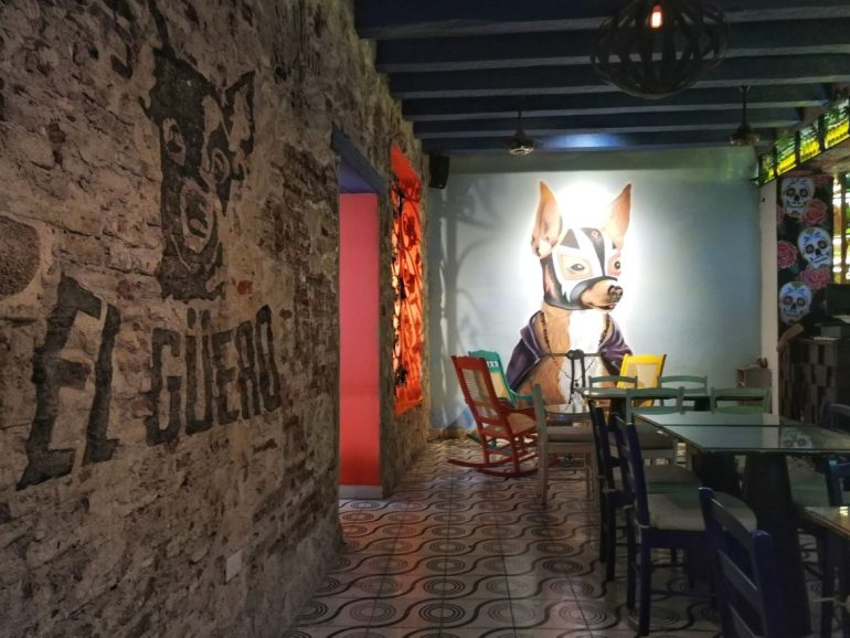 Bars in Getsemani