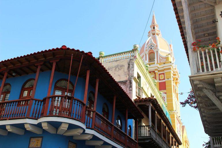 El Centro kerk Cartagena things to do