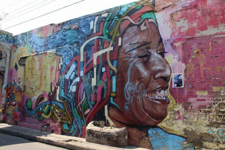 Getsemani street art local