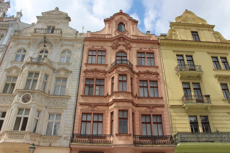 Plzen Tsjechie detail wereldreis
