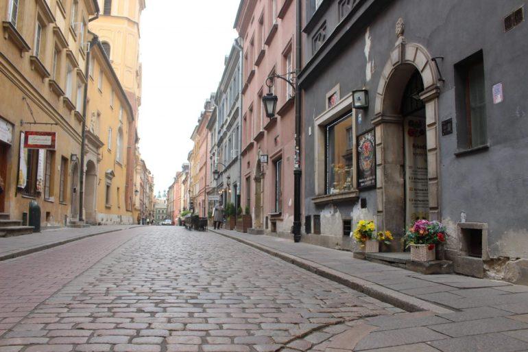 Warsaw Polen centrum