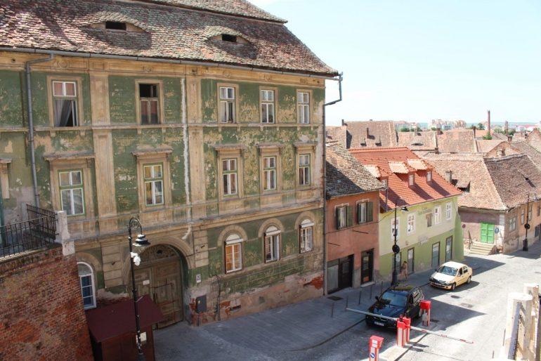 Eyes of Sibiu Romania