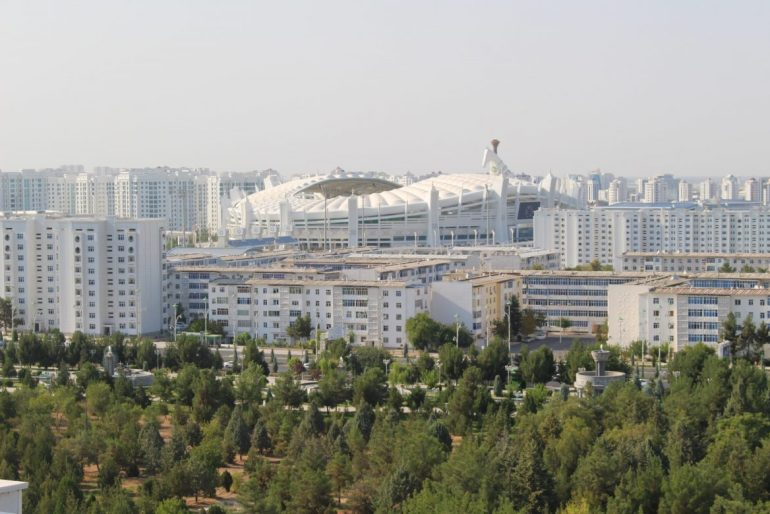 Marmer Turkmenistan