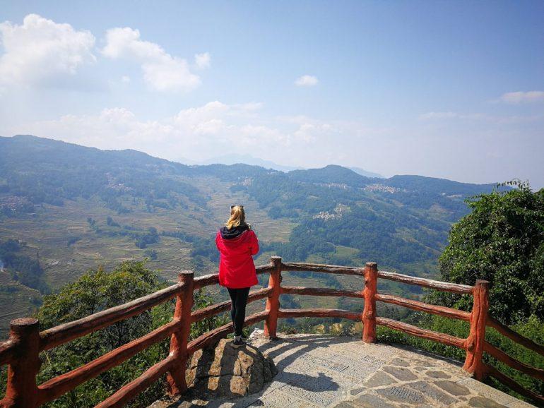 Yuangyang view China