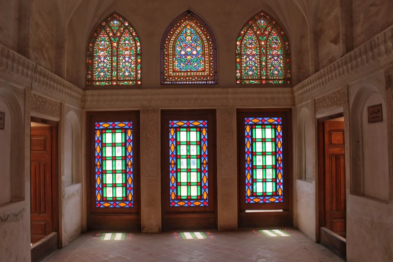 Kashan things to do traditional houses