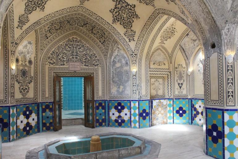 Kashan things to do bathhouse