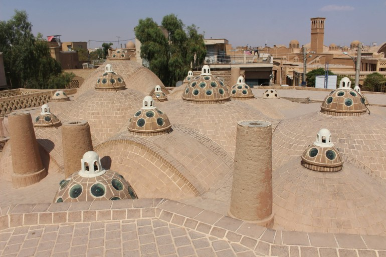 Kashan things to do