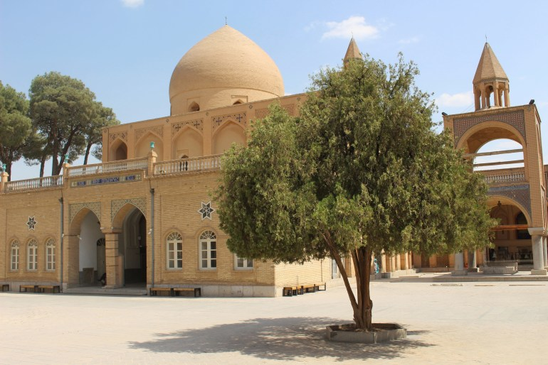 isfahan best things to do vank cathedral