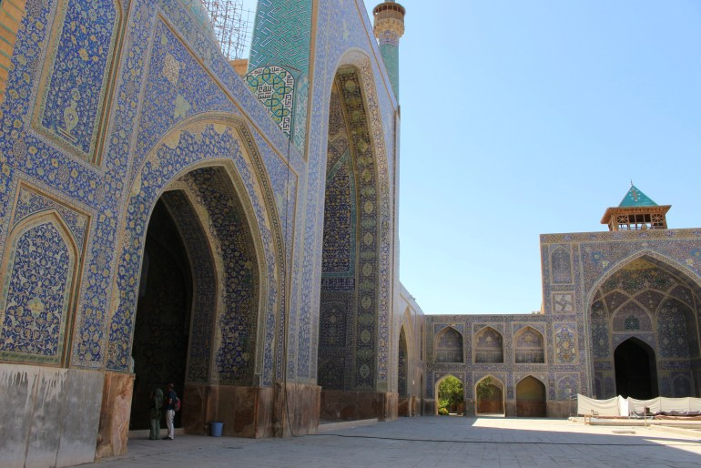 isfahan best things to do shah mosque