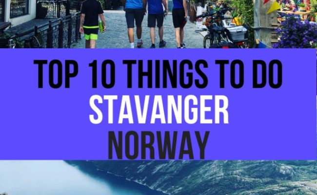 Top 10 Things To Do In Stavanger Norway Go Live Young