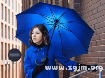 夢見藍色衣服_周公解夢_周公解夢大全