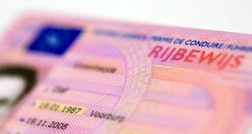 водительские права в Нидерландах