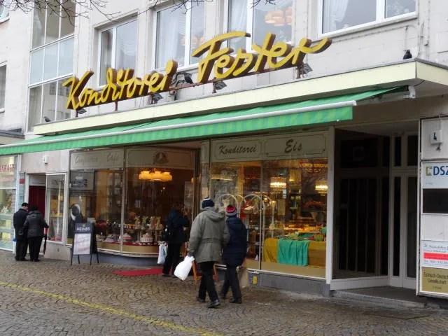 Konditorei Fester  4 Bewertungen  Berlin Spandau  Markt