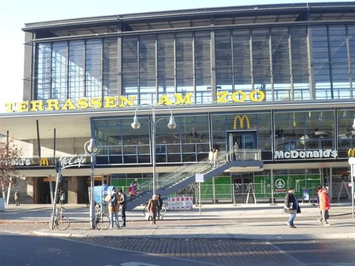 McDonald's Restaurant Zoo Terrassen 10 Bewertungen Berlin
