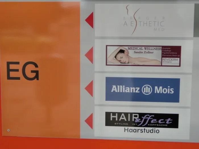 Bilder und Fotos zu Friseursalon Hair Effect in Regensburg Amberger Str